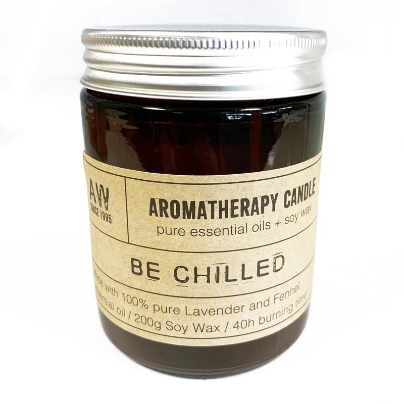 Vela para Aromaterapia Relajante